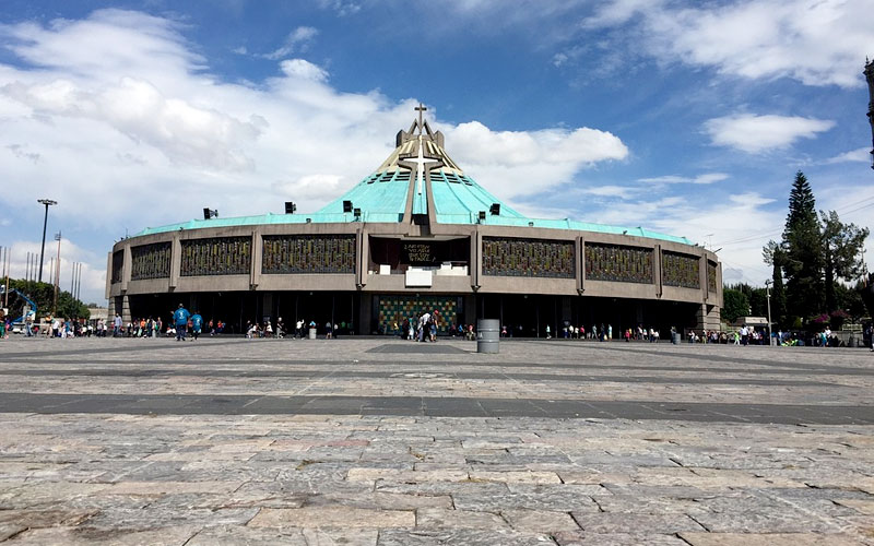 Peregrinación anual a la Basílica de Guadalupe