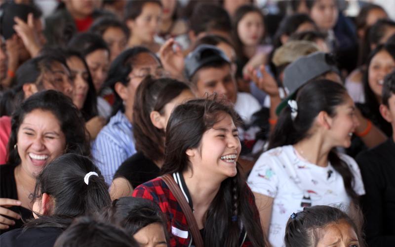 VIII Congreso de Jóvenes 8