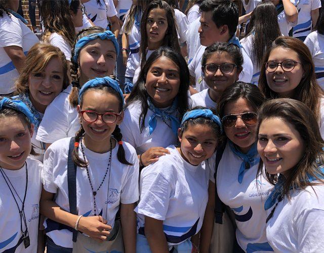 Reporte Semana Santa Misiones Águilas Guadalupanas
