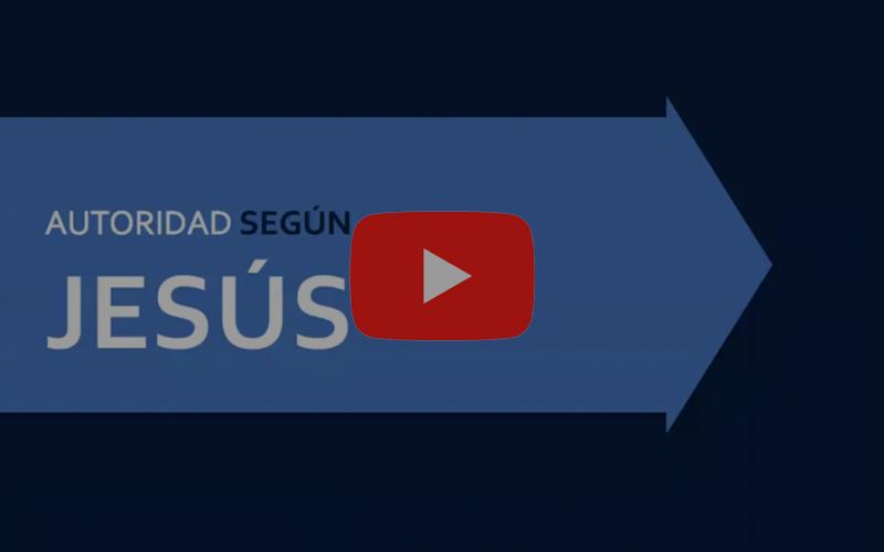 video autoridad según jesus