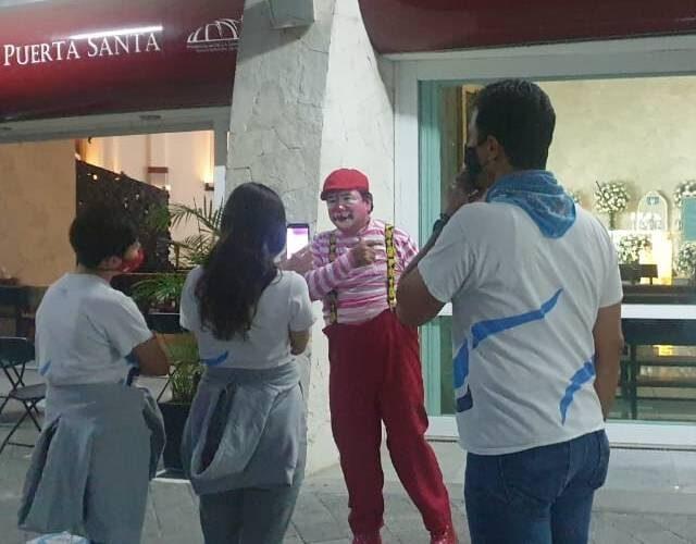 Yelokiando en Kairós juvenil